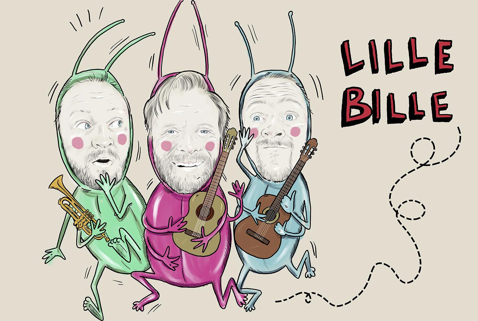 Bandet Lille Bille