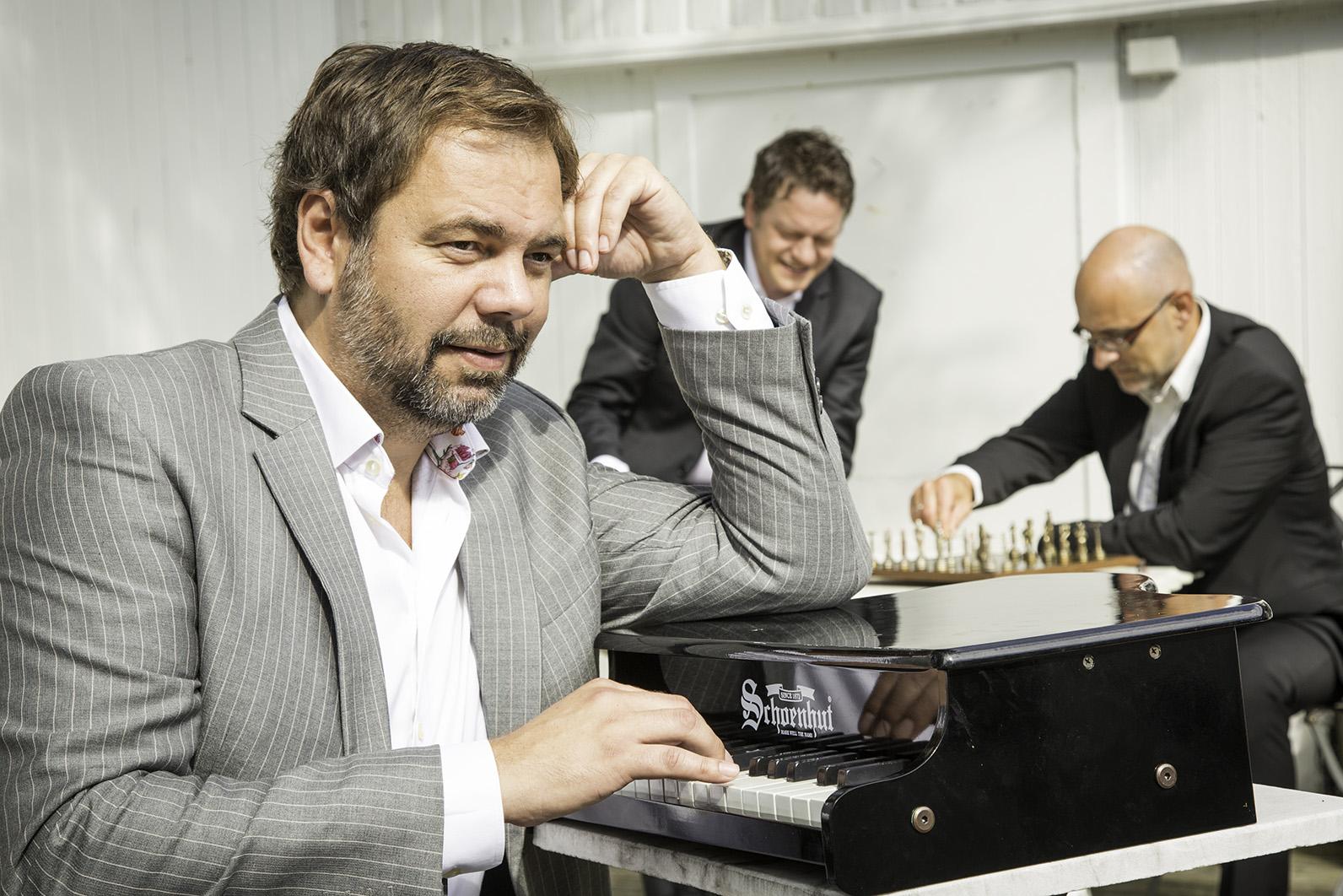 Gruppen Gisle Børge Styve Trio